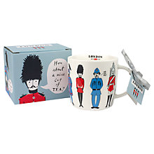 Buy Alice Tait Soldier Mug Online at johnlewis.com