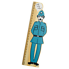 Buy Alice Tait Police Ruler Online at johnlewis.com