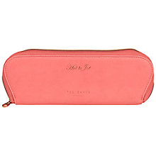Buy Ted Baker Hot To Jot Pencil Case Online at johnlewis.com