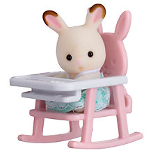 Buy Sylvanian Families Little Breeze Chocolate & Carry Case Online at johnlewis.com