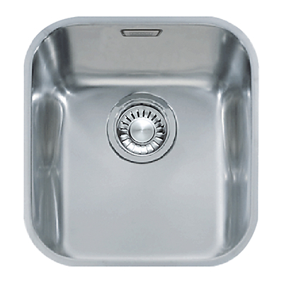 Franke Ariane ARX 110-35 Single Bowl Sink, Stainless Steel
