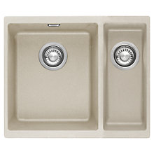 Buy Franke Sirius SID 160 1.5 Bowl Sink Online at johnlewis.com