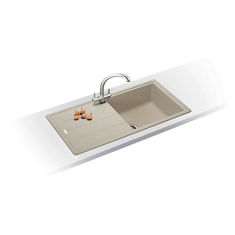 Buy Franke Basis BFG 61197 Single Bowl Kitchen Sink Online at ...