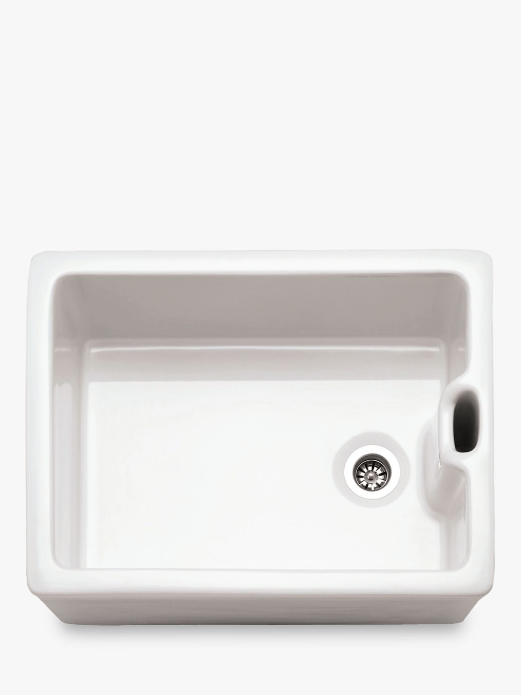 Franke Franke Belfast BAK 710 Single Bowl Sink, White