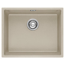 Buy Franke Sirius SID 11050 Single Bowl Sink Online at johnlewis.com