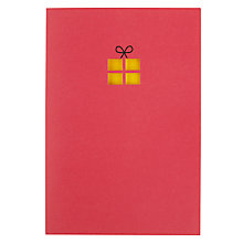 Buy Art File Present Greetings Card Online at johnlewis.com
