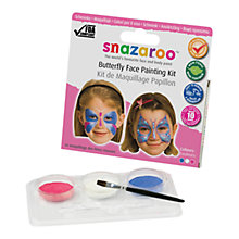 Buy Snazaroo Butterfly Face Painting Kit Online at johnlewis.com