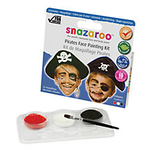 Buy Snazaroo Pirate Theme Face Painting Kit Online at johnlewis.com