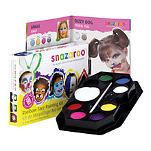 Buy Snazaroo Rainbow Face Painting Kit Online at johnlewis.com