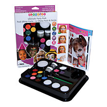 Buy Snazaroo Ultimate Party Face Painting Kit Online at johnlewis.com