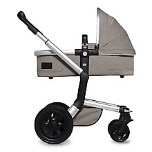 Buy Joolz Day Studio Pushchair with Carrycot, Graphite Online at johnlewis.com