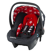 Buy Cosatto Giggle Hold Group 0+ Baby Car Seat, Hipstar Online at johnlewis.com