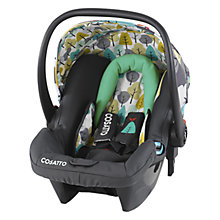 Buy Cosatto Giggle Hold Group 0+ Car Seat, Firebird Online at johnlewis.com
