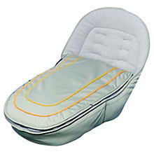Buy iCandy Peach All Terrain Footmuff, Toucan Online at johnlewis.com