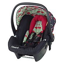 Buy Cosatto Giggle Hold Group 0+ Baby Car Seat, Flamingo Fling Online at johnlewis.com