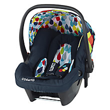 Buy Cosatto Giggle Hold Group 0+ Baby Car Seat, Pitter Patter Online at johnlewis.com