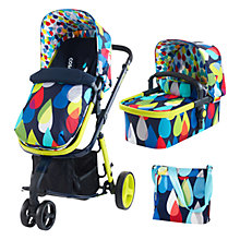 Buy Cosatto Draft Giggle 2 Travel System, Pitter Patter Online at johnlewis.com