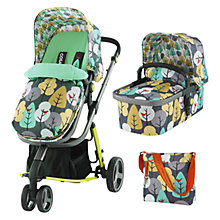 Buy Cosatto Giggle 2 Pushchair Complete Set with Carrycot and Changing Bag, Firebird Online at johnlewis.com