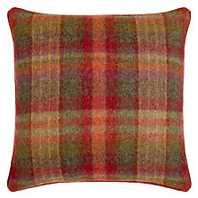 Buy Mulberry Home Country Plaid Cushion Online at johnlewis.com