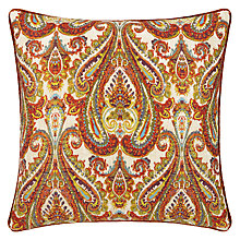 Buy Mulberry Home Bohemian Paisley Cushion Online at johnlewis.com