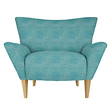 Buy Content by Conran Toros Armchair Online at johnlewis.com