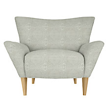 Buy Content by Terence Conran Toros Armchair Online at johnlewis.com