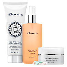Buy Elemis Radiance Skincare Essentials Online at johnlewis.com