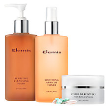 Buy Elemis Soothing Skin Essentials Online at johnlewis.com