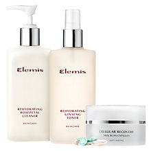 Buy Elemis Rehydrating Skincare Essentials Online at johnlewis.com