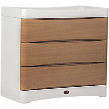 Buy Boori Dawn 3 Drawer Dresser, Beech/White Online at johnlewis.com