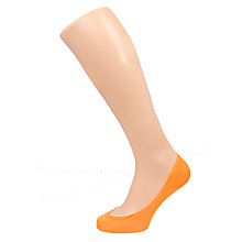 Buy Pretty Polly Colourful Footsie Sock Liners, Pack of 2 Online at johnlewis.com