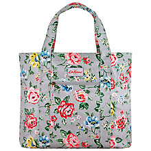 Buy Cath Kidston Rainbow Rose Large Carry All, Dusty Blue Online at johnlewis.com