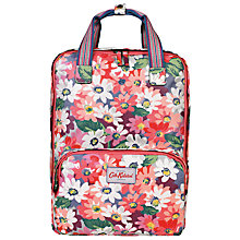 Buy Cath Kidston Painted Daisy Backpack, Pink/Multi Online at johnlewis.com