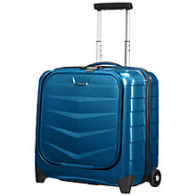 Buy Samsonite Lite-Biz 4-Wheel Tote Suitcase Online at johnlewis.com