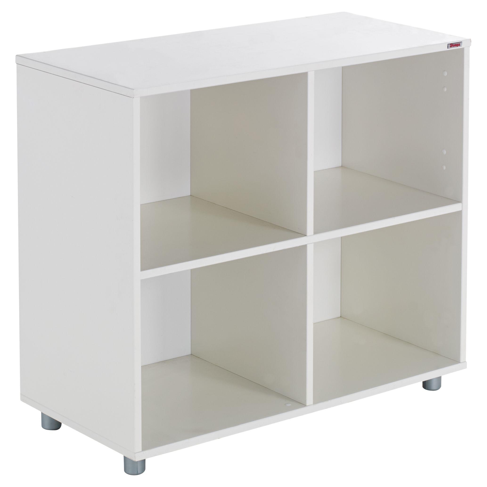 Stompa Stompa Uno S Plus Multi Cube, White