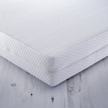 Buy Stompa S Flex Air Flow Pocket Spring Mattress, Extra Long Single Online at johnlewis.com