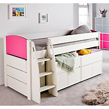 Buy Stompa Uno S Plus Children's Bedroom Furniture Range Online at johnlewis.com
