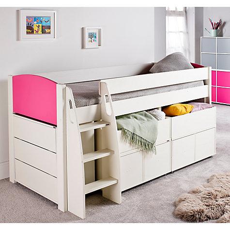 Buy stompa uno s plus children 39 s bedroom furniture range for Bedroom furniture john lewis