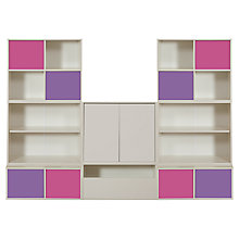 Buy Stompa Uno S Plus 8 Unit Storage Combination Online at johnlewis.com