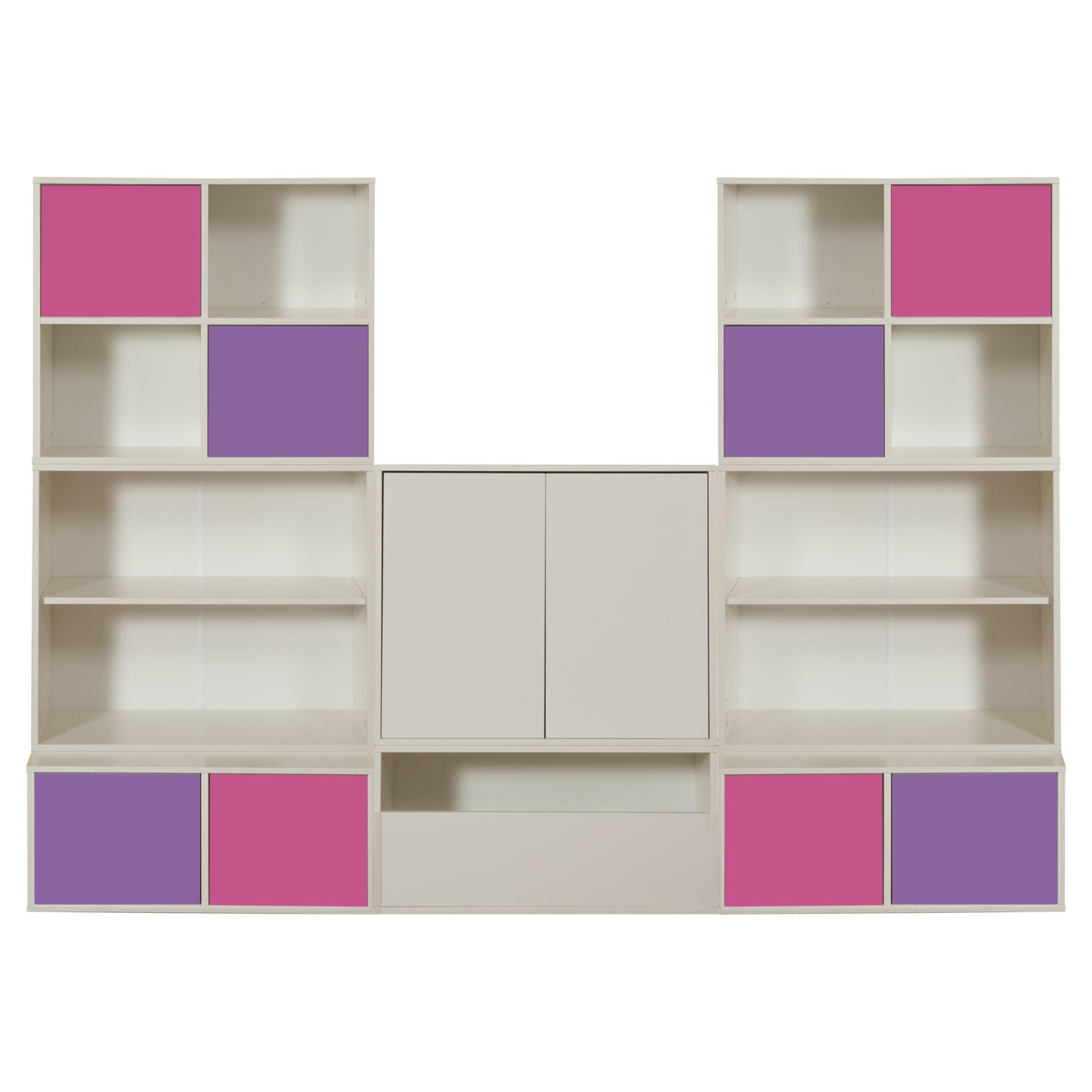 Stompa Stompa Uno S Plus 8 Unit Storage Combination