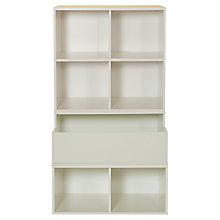 Buy Stompa Uno S Plus 3 Unit Storage Combination, White Online at johnlewis.com