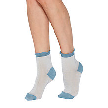 Buy Jonathan Aston He Loves Me Ankle Socks Online at johnlewis.com