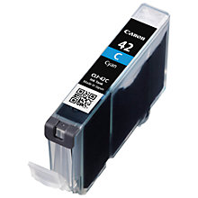 Buy Canon CLI-42 Colour Ink Cartridge Online at johnlewis.com