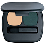bareMinerals Ready eyeshadow duo, green/natural