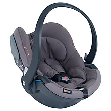Buy BeSafe Izi Go X1 Car Seat, Lava Grey Online at johnlewis.com