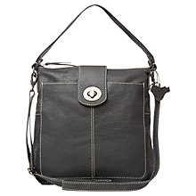 Buy White Stuff Camden Bag, Charcoal Online at johnlewis.com