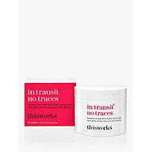 Buy This Works In Transit No Traces, 60 Pads Online at johnlewis.com