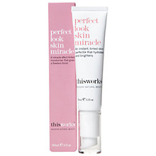 Buy This Works Perfect Look Skin Miracle, 30ml Online at johnlewis.com