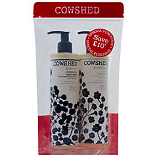 Buy Cowshed Dirty & Grubby Cow Hand Skincare Gift Set Online at johnlewis.com