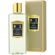Buy Floris Seringa Bath & Shower Gel Online at johnlewis.com